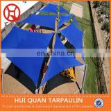 pe waterproof tarpaulin for boat/bicycles cover/sun shade,