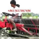 8 rows riding type rice transplanter
