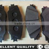 Genuine Auto Parts Car Accessories Brake Pads 04465-42190 For Toyota                                                                         Quality Choice