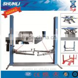 hydraulic mobile auto lift with 4000KG use SUV vehicle