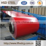 Hiway China Supplier Colored steel coil,cold rolled steel coil crc
