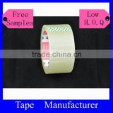 Acrylic Adhesive Crystal Super Clear Bopp Tape For Carton Sealing Hot selling Crystal tape super clear tape