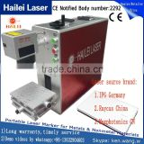 WHOLESALE!!! Ring engraving machine factory CE 10W Portable laser engraving machine Agent needed                                                                         Quality Choice