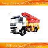 Cheap 37m XCMG Truck-Mounted Concrete Pump HB37                                                                         Quality Choice