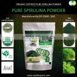 Best Quality Spirulina Powder Bulk Seller From India