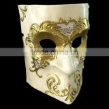 party popper and paper party mask for celebration wholesale venetian venice man mask