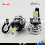 B-deals China Factory CE RoHs DOT EMARK certificate A340 40W 3600LM custom car headlights h4