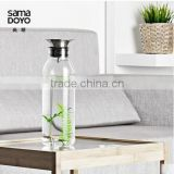 Hot New Product For 2015 Borosilicate Glass Water Bottle