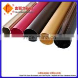 Customized Different Color Powder Coated Aluminum Tube for Building Decoration of Office, House and Villa