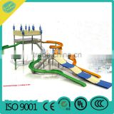 combined water park set,water slide equipment,water park playground