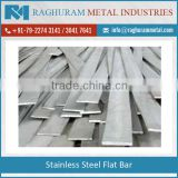 Durable Stainless Steel Flat Bar-304L for Sale by Respectable Supplier Exported Worldwide