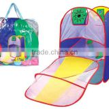 Children camping tent easy folding with ball for wholesale, play tents for children, LA005697