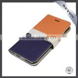 Smartphone Bag Case Mobile phone flip cover for iPhone 6S protect leather case with card holder