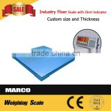 Industry electronic 3 Ton pallet floor scale