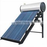 Hot Sale Compact Pressurized Evacuated Solar Tube Solar Water Heater