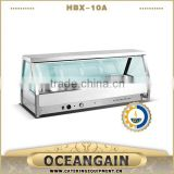 HBX-10A 10 Pan Bain Marie Buffet Food Warmer                                                                         Quality Choice