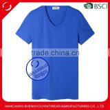 2015 OEM 100%cotton Single Jersey Multi Color t shirt Design                                                                         Quality Choice