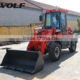 ZL10 Mini wheel loader with mini tractor for farm and garden                                                                                                         Supplier's Choice