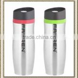 14.2oz/400ml Sporty stainless steel vacuum flask