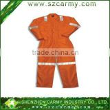 fire fighting, flame-retardant Anti Static High Visible Reflective Safety Overall clothing: