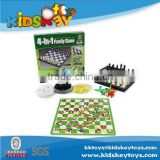 International chess set, plastic kids chess game, educational toys for kids