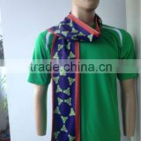 2014 latest style promotion Custom Hotselling Soccer Club Scarf, sports scarf, fans soccer scarf