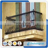 Good Price Balcony Railing/Wrought Iron Security Balcony balustrade for Sale(High Quality)