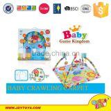 Newest toys hot sell Baby Gym,baby Mat of baby crawling carpet
