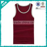 Sleeveless Fashion Sport Vests for Man (lyt010290)