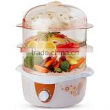 steamer, food steamer, electric steamer,vegetable steamer,corn steamer can add the water from the handle