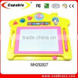Promotional kids drawing board,plastic kids erasable magnetic drawing board