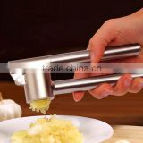 Potato Ricer and Masher, Premium Anti-Rust 18/10 Stainless Steel, Soft Touch Black Silicone Handles