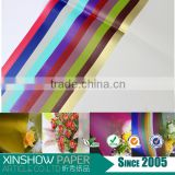 Wholesale Colour cellophane wrapping film sheet for flower                                                                         Quality Choice