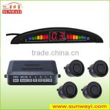 Good quality intelligent auto reverse electromagnetic parking sensors parking assist system