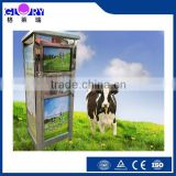 Factory direct sale good quality automatic milk dispenser and milk atm and fresh milk vending machine