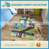 In stock hand tufted children play rug eco-friendly baby room rug for living room                                                                         Quality Choice