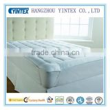 China Supplier Hot selling Anti-Dustmite Waterproof Bed Bug mattress encasement and mattress protector cover with zipper