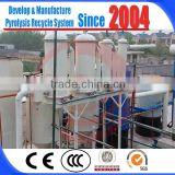 Crude Oil Waste Motor Oil Recycling to Base Oil Distillation Plant