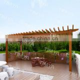 garden pergola louver for roof turtle bridge