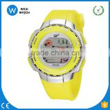 DLW012/Children watch LED Digital Sports Relojes Mujer Boys girls fashion Kids Cartoon Jelly Waterproof Relogio Feminino