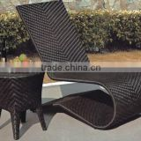 sun lounger outdoor furniture rattan furniture beach bed outoor lounge chair garden pool furniture