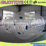 transparent inflatable roller, inflatable water cylinder roller,inflatable roller coaster