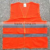 The china factory supply the vest reflective safety,led reflective vest and reflective safety straps vest