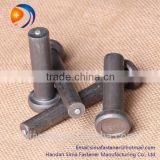 Welding stud with ceramic ferrule connector bolt / shear stud / cheese head studs for arc stud welding