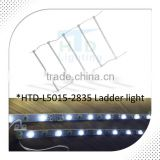Best back lighting choice tv lens LED lattice ladder light