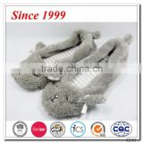 fluffy ballet shoes animal indoor slippers