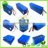 lithium battery all kinds of li-ion battery packs for e bike/golf trolley/segway scooter/solar system/street light
