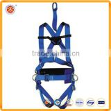 100% polyester lineman safety belt full body protection with Waist Protect