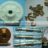 screw drive worm and worm gear