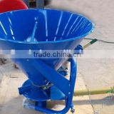 Agricultural 3 point fertilizer spreader CDR260 For 12-25HP Tractor